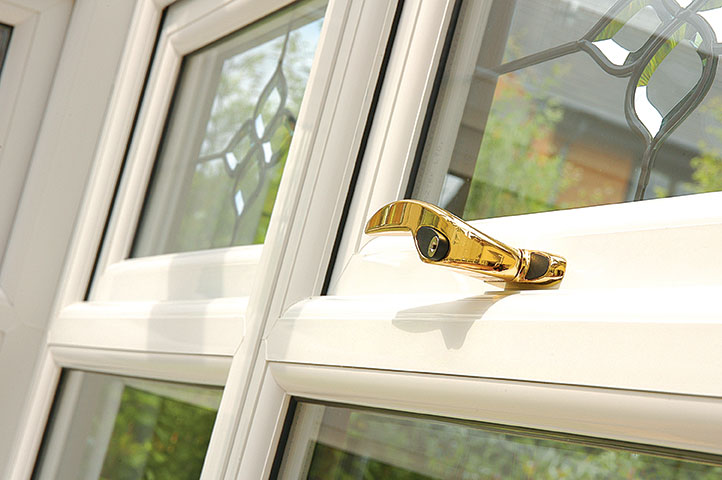 Veka Matrix fully-sculptured 70mm FS double glazed window