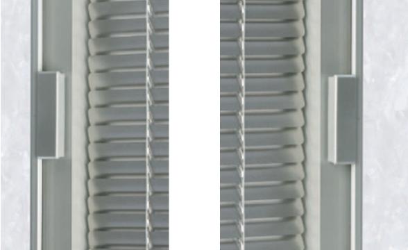 integral venetian blinds in double glazing