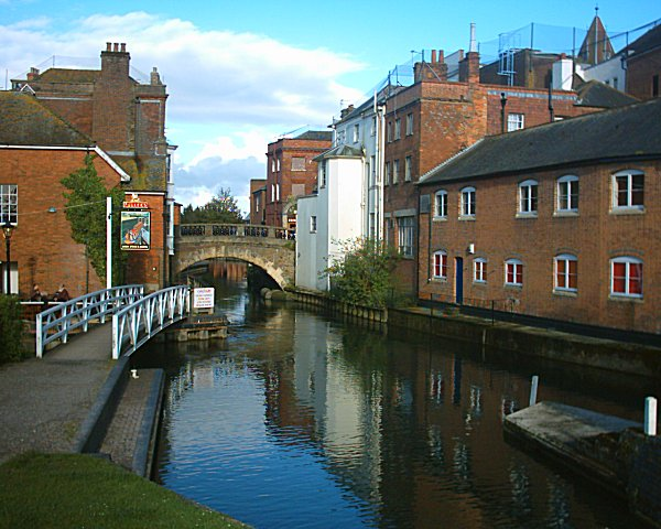 River in Newbury