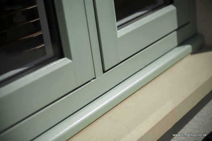 Residence 9 Flush Casement Window Doors Conservatories