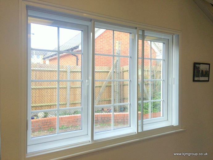 Secondary Glazing Sound Proofing Heat Insulation Kjm