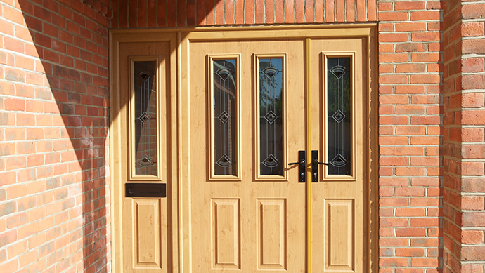 Composite Front Doors in Andover Hampshire Wiltshire Berkshire Surrey