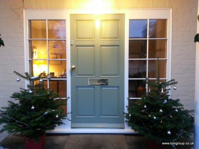 hardwood doors from kjm in hampshire