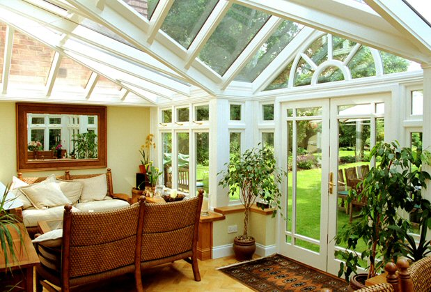Conservatory or hardwood or Accoya