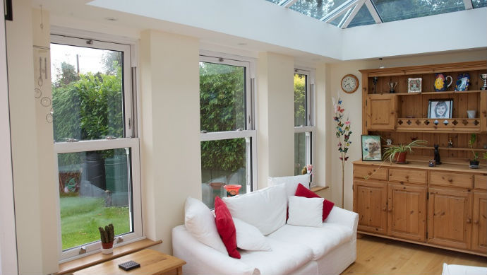 Livin Room Conservatory Hampshire St Mary Bourne