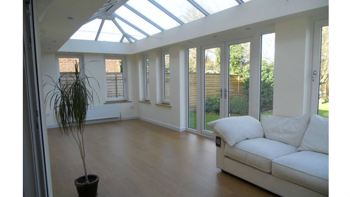 Livin Room Conservatory in Hampshire