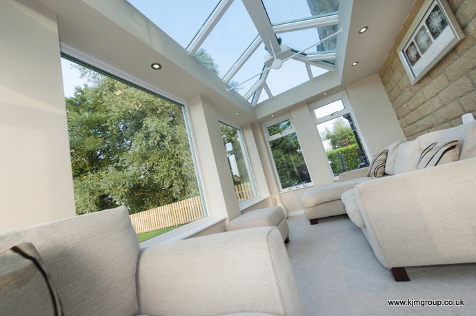 Loggia Conservatory Interior from Ultraframe