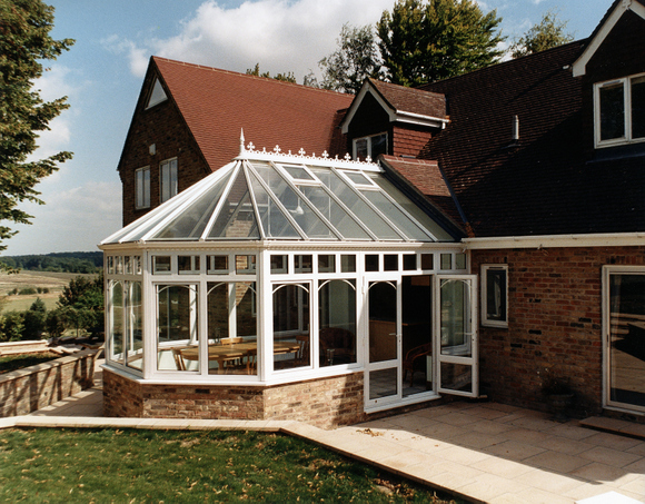 Victorian Conservatory Whitchurch Hampshire